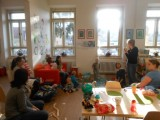 4.12.2014 Mikuláš v knihovně